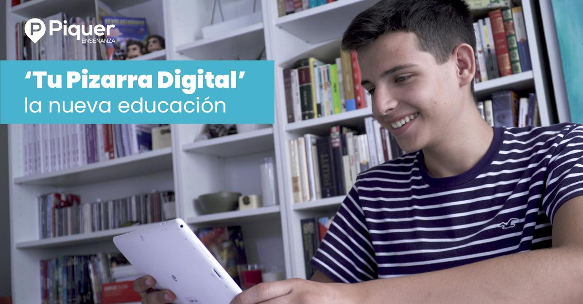 'Tu Pizarra Digital', la nueva educación