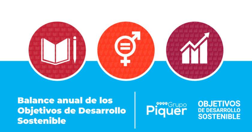 Balance anual de los Objetivos de Desarrollo Sostenible